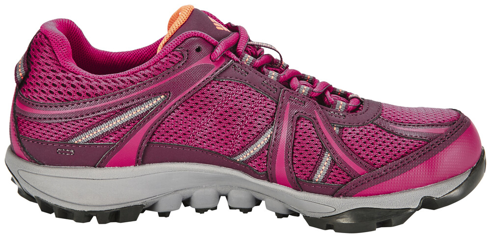 Columbia Conspiracy Switchback - Chaussures femme - rose/gris Modèle 42 2015 GPUaMH